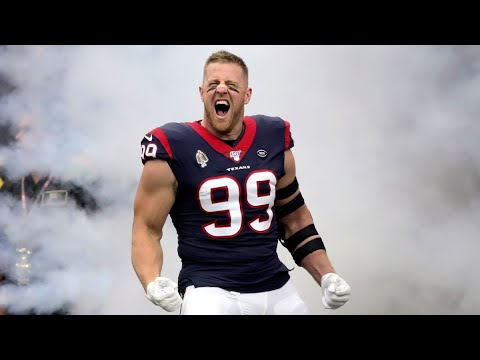 Las Vegas Raiders Still In Play For Texans J.J. Watt As Free Agent, Contrary To Reports – Livestream