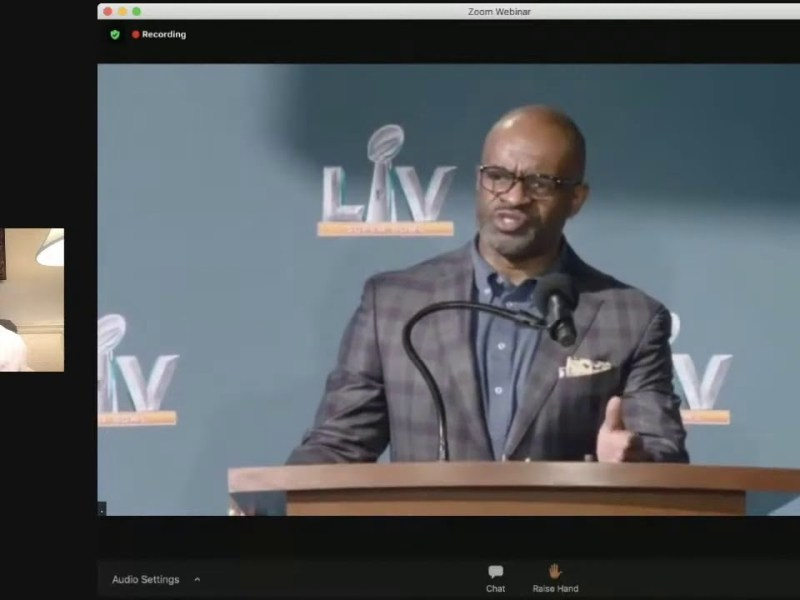 Super Bowl LV: 2021 NFLPA Players Summit: Lack Of Black Head Coaches, NFL Systemic Racism Discussed