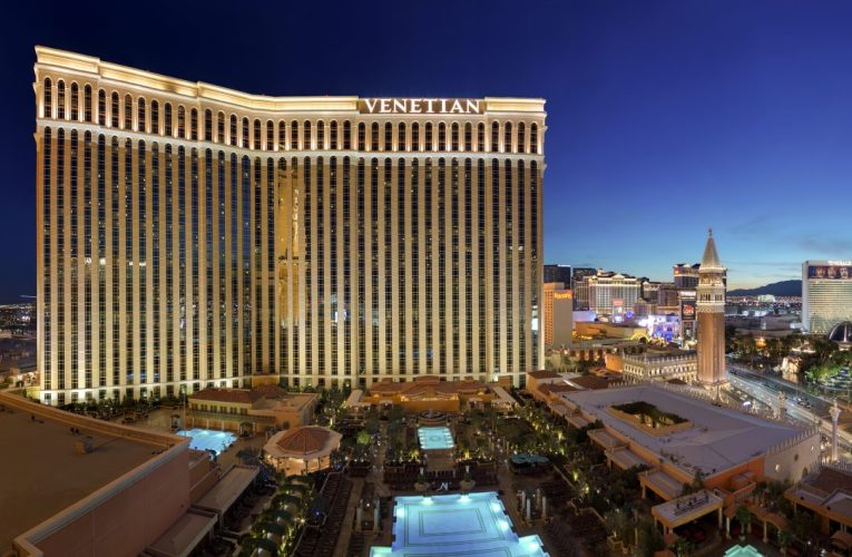 Las Vegas Sands Sells Venetian Hotel, Sands Expo and Convention Center, Las Vegas Real Estate