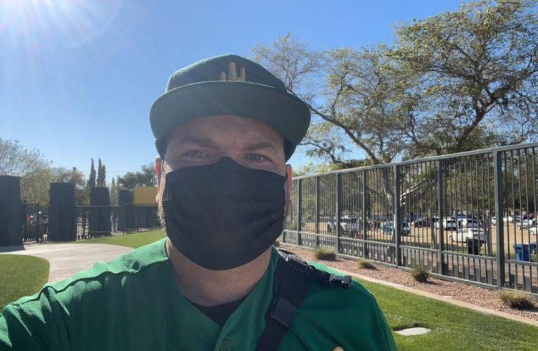 Oakland Athletics Get First Spring Training Win by Richard Haick