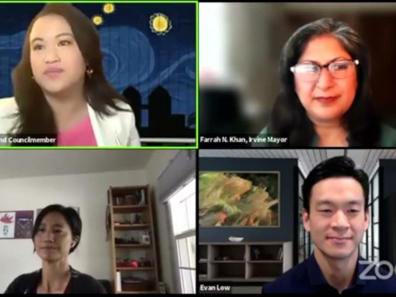 Oakland Councilmember Sheng Thao And Asian Leaders Talk About The Anti-Asian Hate Crime Problem