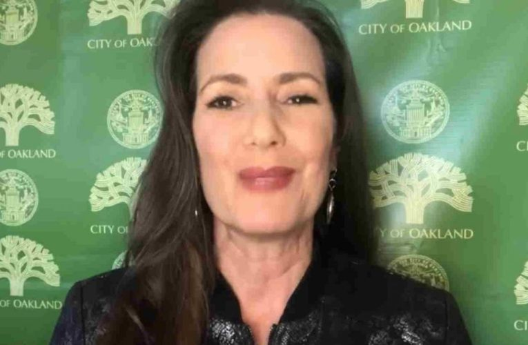 Oakland Mayor Libby Schaaf Press Conference Today 10 AM Tuesday March 22 2021