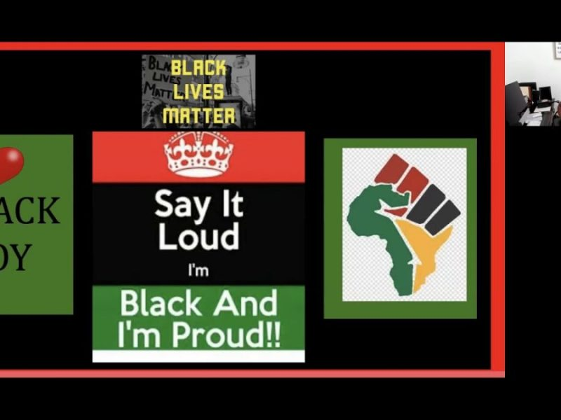 OUSD Racial Justice Summit BLM Opening – February 19, 2021