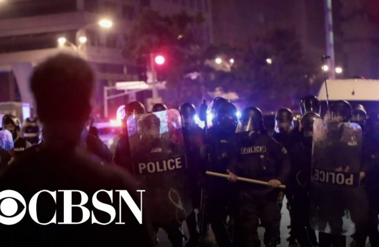 St. Louis police officers on trial for beating Black undercover detective during protest