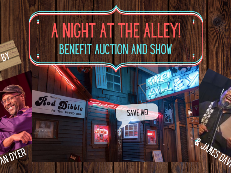 The Alley Cat Bar Oakland Alley Benefit Auction Is Tonight, And You Can Enter Here!