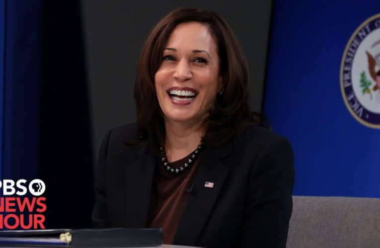 VP Kamala Harris Delivers Virtual Remarks To National League Of Cities Conference