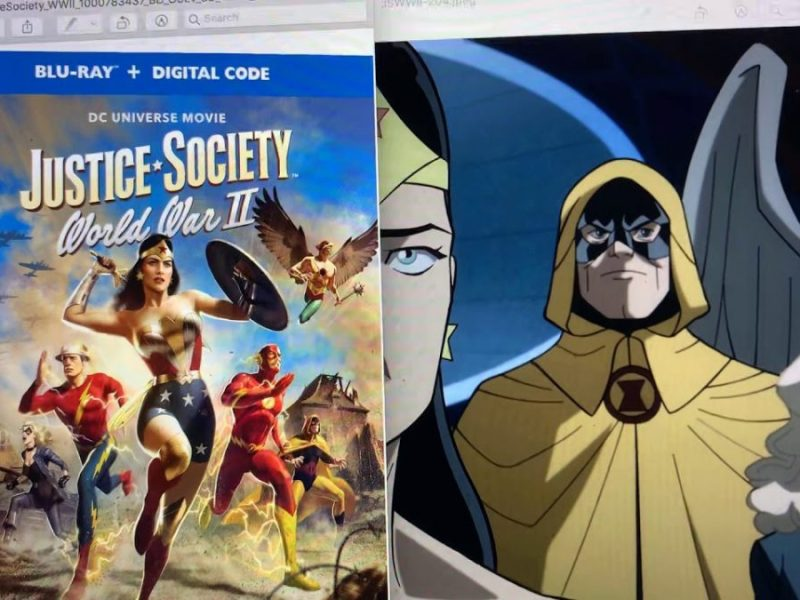 WonderCon @Home 2021 Has Justice Society World War II Panel By Warner Bros Home Entertainment