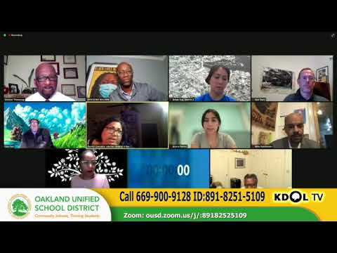 2/24/21 OUSD School Board Meeting – Resolution for Reparations for Black Students