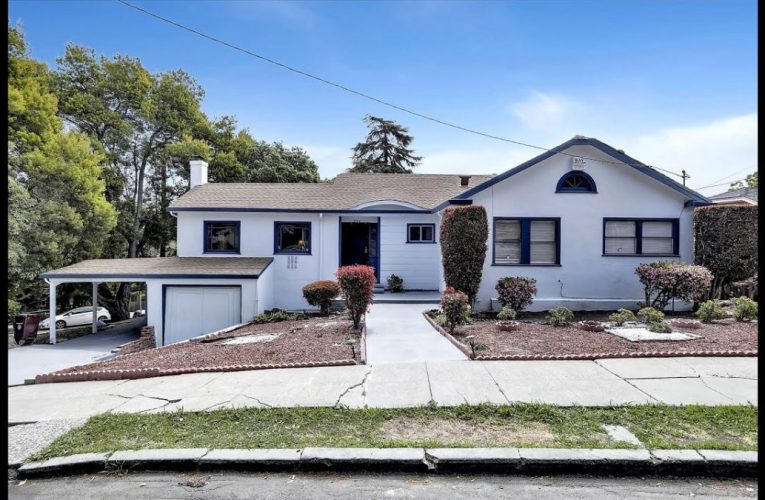 Home For Sale At 2477 Rawson Street Oakland For $799,000