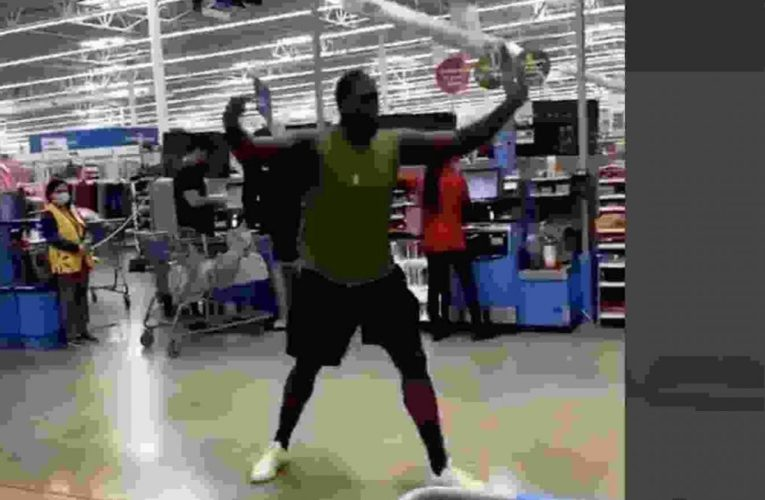 Man In WalMart Fight Mistaken For Former Raiders Bruce Campbell Who Left For CFL in 2015