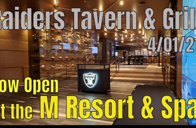 Raiders Tavern and Grill Opening Day 04 01 2021