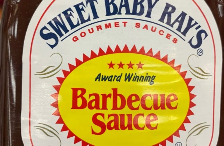 Sweet Baby Ray's BBQ Sauce, Mark Zuckerberg's Favorite, At Kroger's Fayetteville Ga