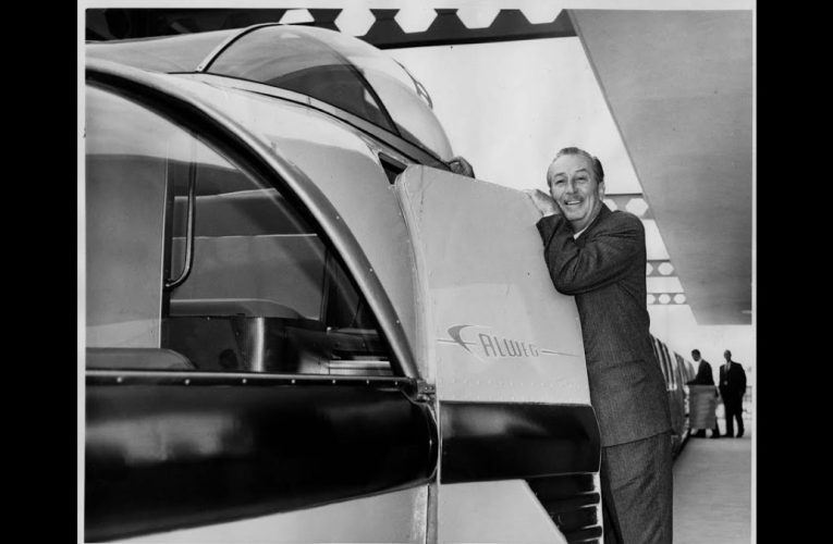 Great Big Beautiful Tomorrow: The Futurism Of Walt Disney