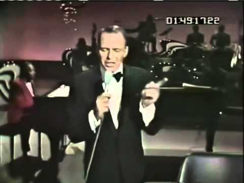 """""""Live At The Hollywood Palace"""" – Frank Sinatra & The Count Basie Orchestra (1965)"""