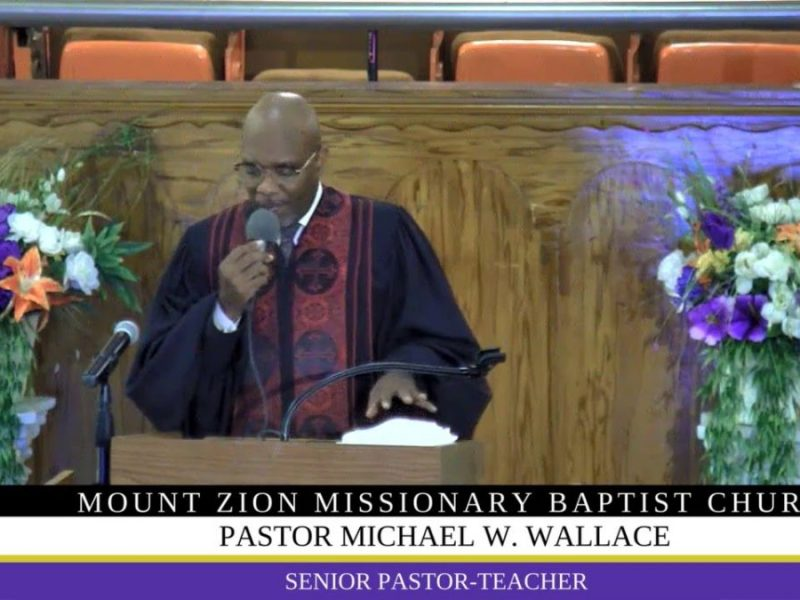 Mount Zion Oakland Mother's Day Church Service 2021