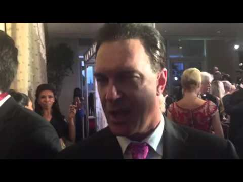 Patrick Warburton National Car Rental Spokesman At 2016 Night Of 100 Stars Oscars Party