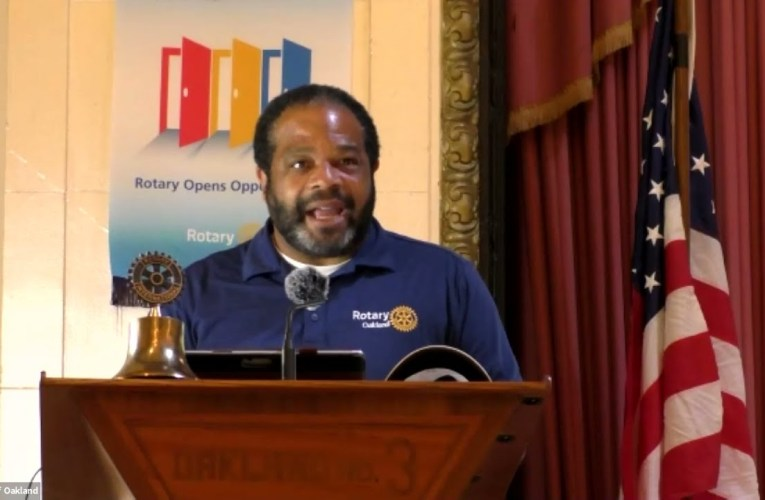 Rotary Club of Oakland Civic Thursday Meeting May 27, 2021
