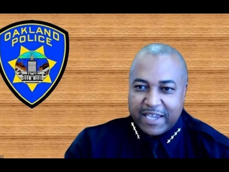 Oakland Police Chief Armstrong Speaks At Oakland Rotary Club Thursday Meeting May 6, 2021