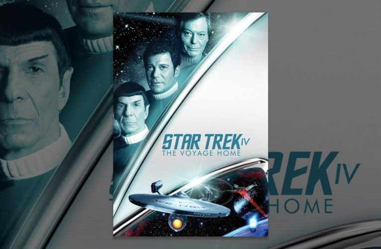 Star Trek IV: The Voyage Home – Full YouTube Movie At Oakland News Now