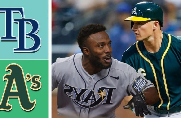Tampa Bay Rays vs Oakland Athletics Highlights May 7, 2021 – MLB Highlights | MLB Season 2021