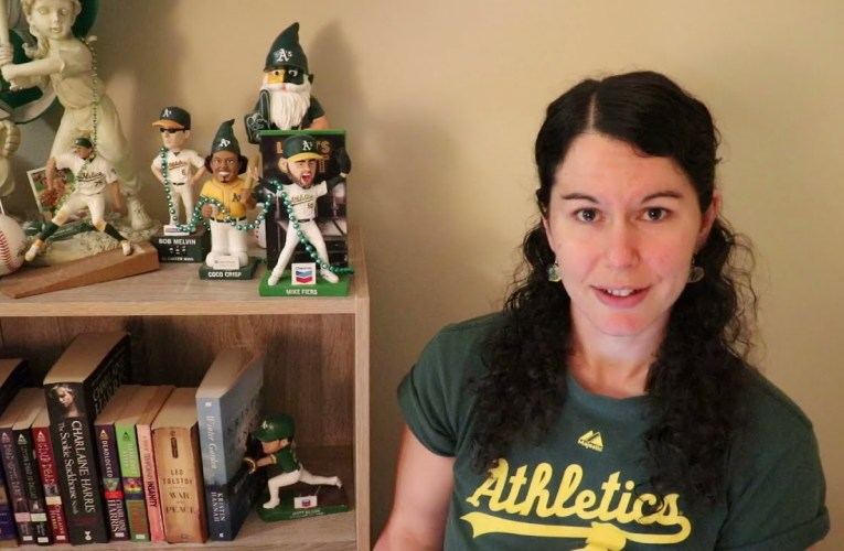 The Optimistic Oakland A's Report By Michelle Milliken – May 16,2021