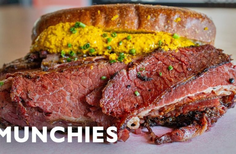 Pyro's Pastrami Jack London Square Is Oakland's Best Kept Secret