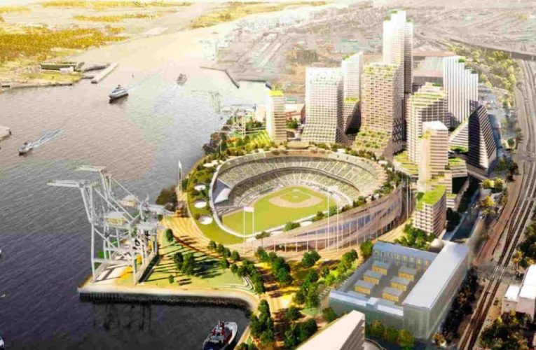 Downsizing Oakland Howard Terminal Ballpark Without Knowing About It Is Brainless