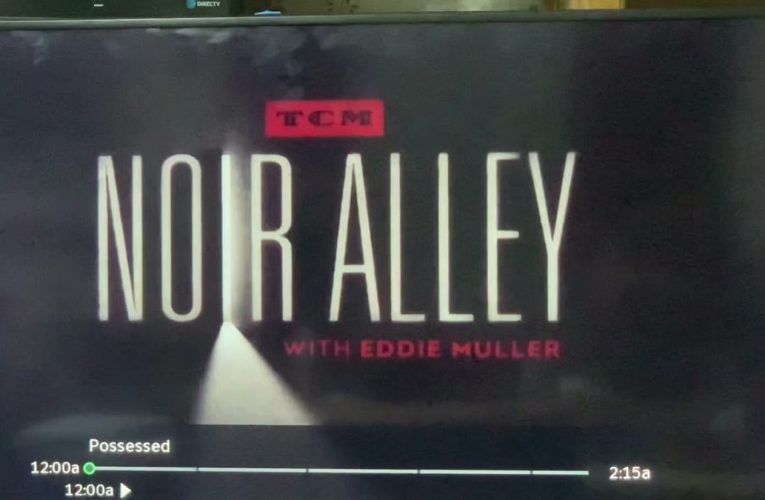 Turner Classic Movies Host Eddie Muller Presents Oakland Grand Lake Theater On TCM Noir Alley