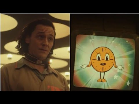 Loki Episode1: Easter Eggs You May Have Missed By Joseph Armendariz