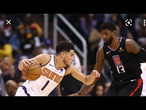 NBA Western Conference Finals Set Suns Vs Clippers By- Eric Pangilinan
