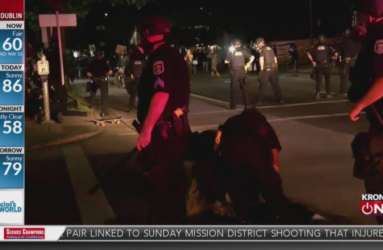 Oakland police officers facing discipline for actions during George Floyd protests