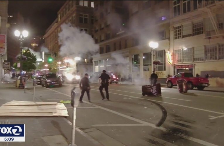 Oakland Police Still Fail To Explain Why Officers Used Tear Gas On Protestors