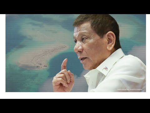 Philippines Fight Vs China Over West Philippines Sea by Eric pangilinan