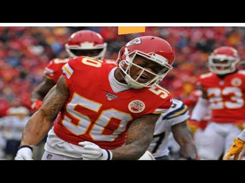 Raiders Sign Former Chiefs Players By – Eric Pangilinan