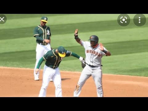 San Francisco Giants And Oakland as Both Winning