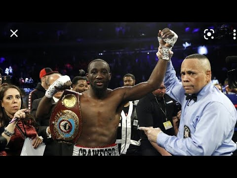 Why Do People Over Look Boxer Terence Crawford By- Eric Pangilinan