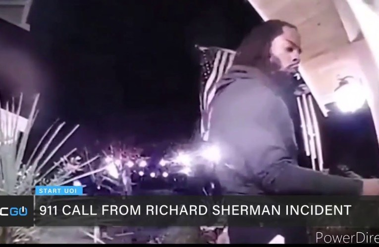 911 Call of Richard Sherman Incident Released
