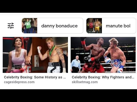 Boxing Are Celebrity Boxing Matches Entertaining? By Eric Pangilinan