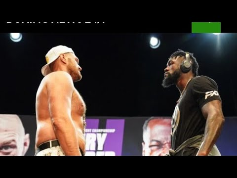 Boxing Deantay Wilder Tyson Fury 111 Who Will Win?- By Eric Pangilinan