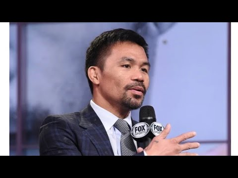Boxing Manny Pacquaio Says He Will Not Retire After Errol Spence Fight,By Eric Pangilinan