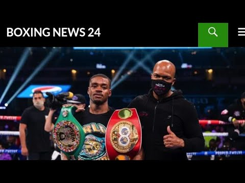 Boxing – Oakland's Andre Ward: Spence Has To Prove He Can Handle Pacquaio Speed – Eric Pangilinan