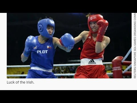 Boxing Team Philippines Hope To Win Gold At The Olympics By Eric Pangilinan