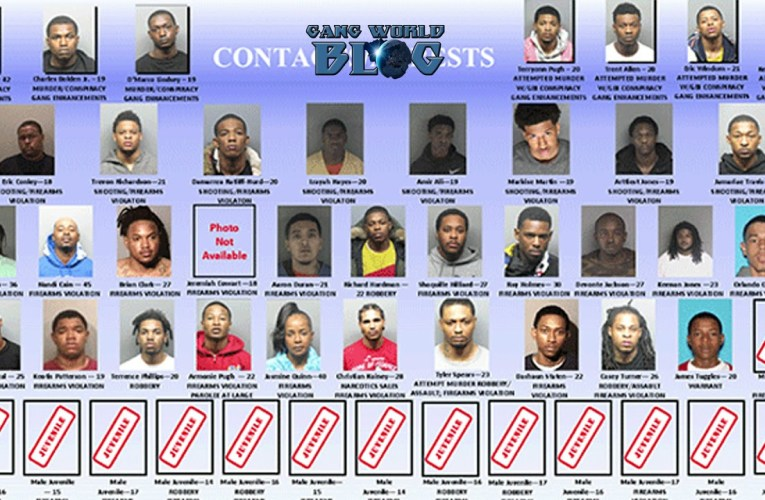Gang War spanned from Oakland to Antioch (Case Gang Vs ENT)
