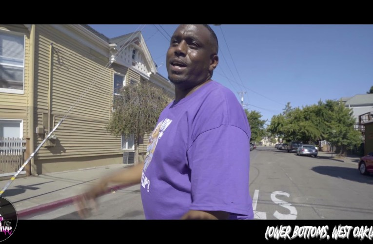 """Inside West Oakland hood """"Lower Bottoms """" and it's battle with gentrification 7.26.21"""