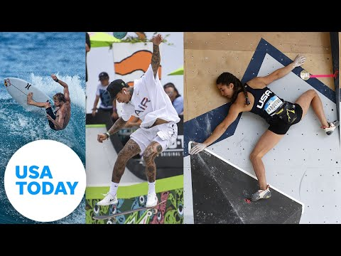 Learn all about the 5 new sports debuting at the Tokyo Olympics this summer | USA TODAY