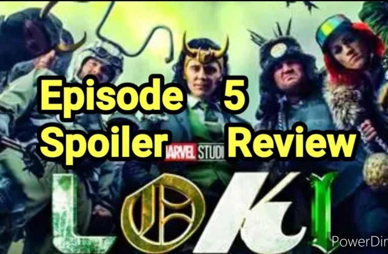 Loki Episode 5 What Answers Do We Get About The TVA ? By Joseph Armendariz