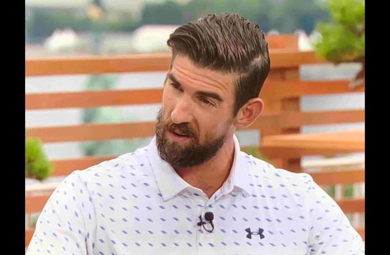 Michael Phelps – Record-Setting Olympics Swimmer Is A Cool Mutha You Know What