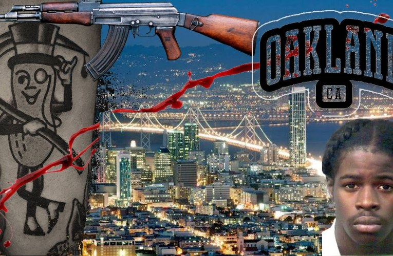 Oakland's Nut Case Gang: Real Life Grand Theft Auto