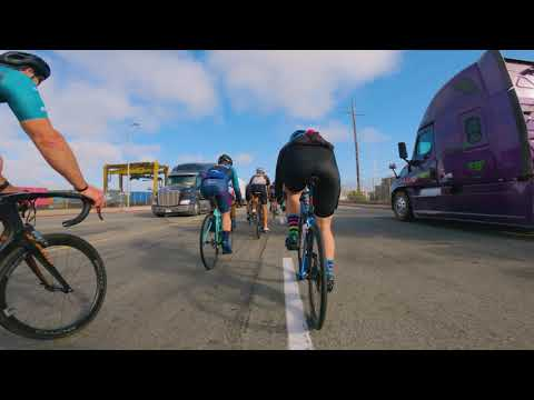 Port of Oakland Tuesday Ride