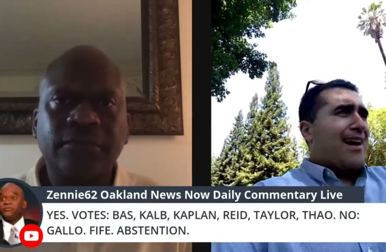 Ray Perez – Dr Death Oakland Raiders, On Howard Terminal Oakland A's, City Council Term Sheet Vote